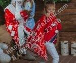Дед Мороз и снегурочка Горки