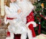 Дед Мороз и Снегурочка на дом Борисово