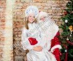 Дед Мороз и Снегурочка Северный