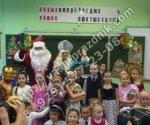 Дед Мороз в детский сад Железнодорожный